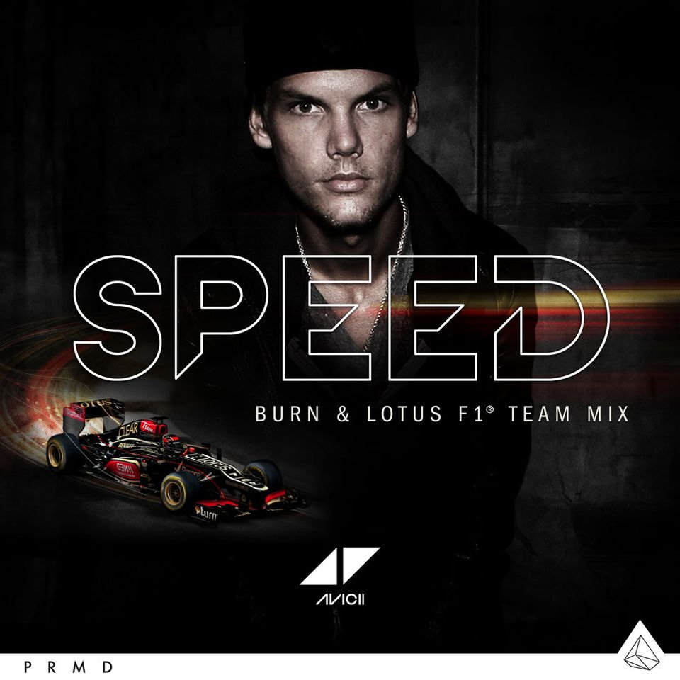 Speed (Burn and Lotus Team F1 mix)