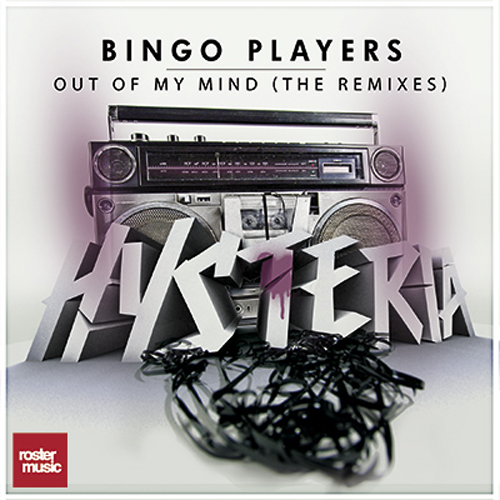 Out of my mind (The remixes)