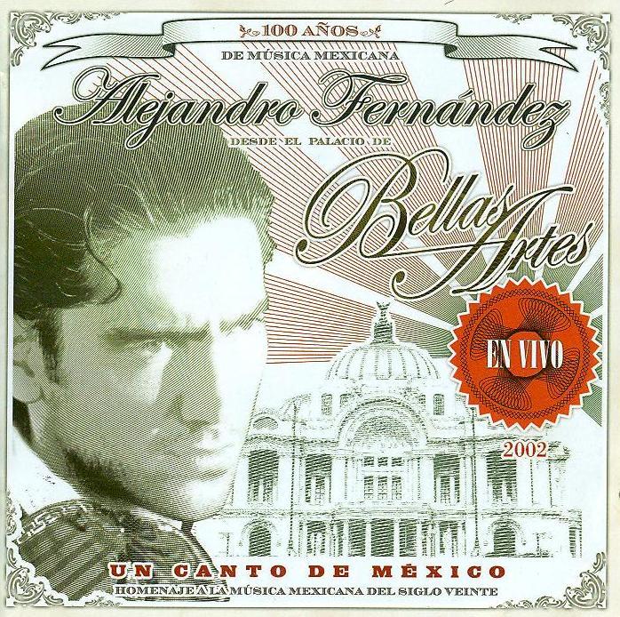 Un canto de México. En vivo desde Bellas Artes