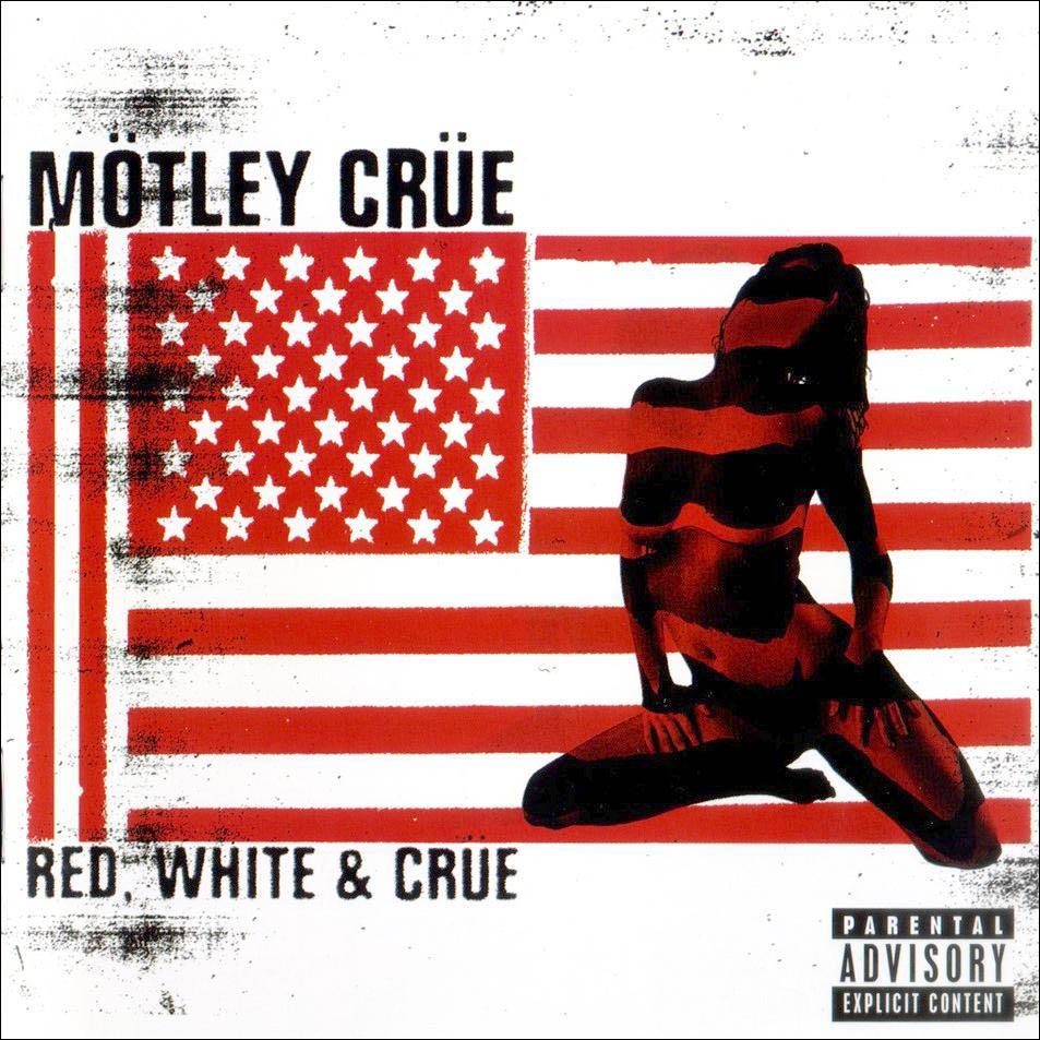 Red white & Crüe