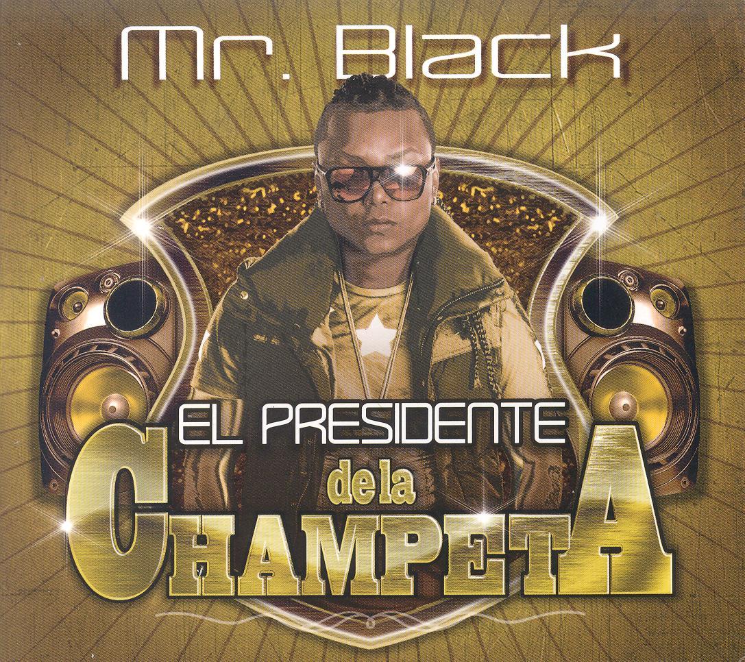 El presidente de la Champeta