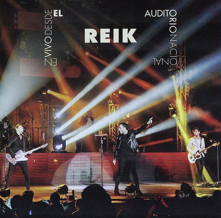 Reik en vivo desde El Auditorio Nacional