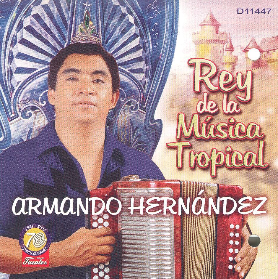 Rey de la música tropical