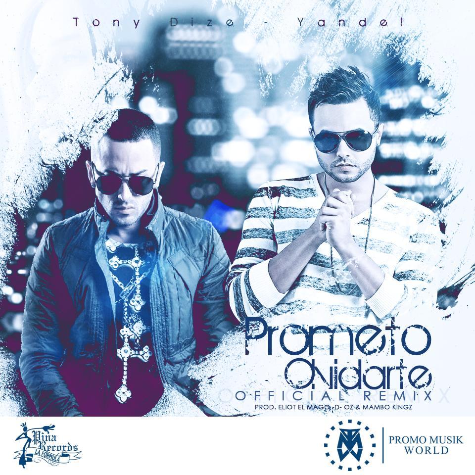 Prometo olvidarte (Remix)