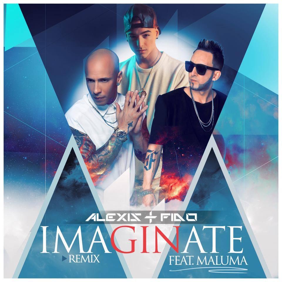 Imagínate (Remix)