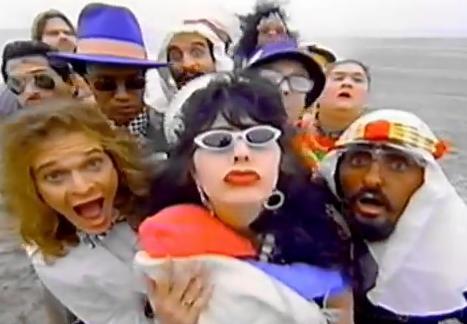 Videoclip: California girls