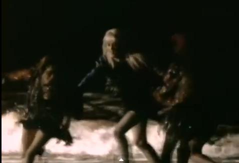 Videoclip: Eternal flame