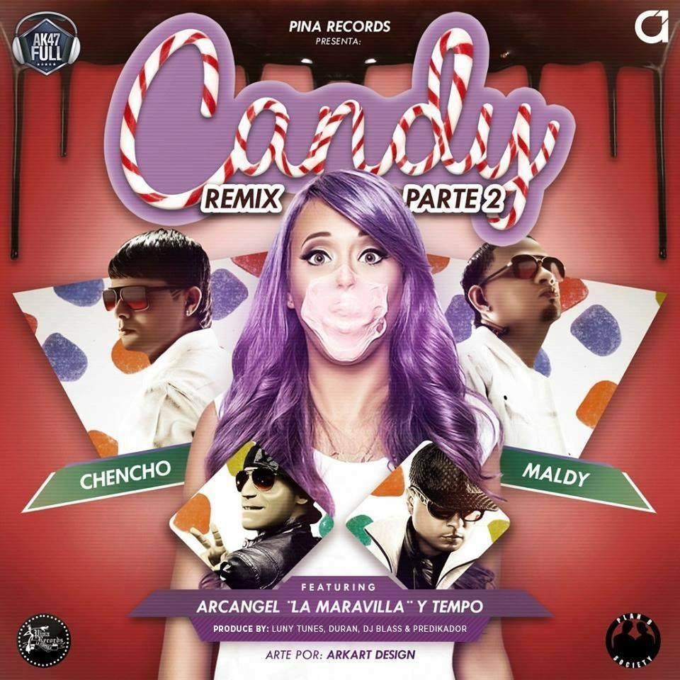 Candy (Remix Parte II)