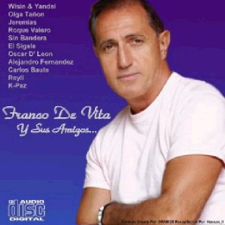 Franco De Vita y sus amigos
