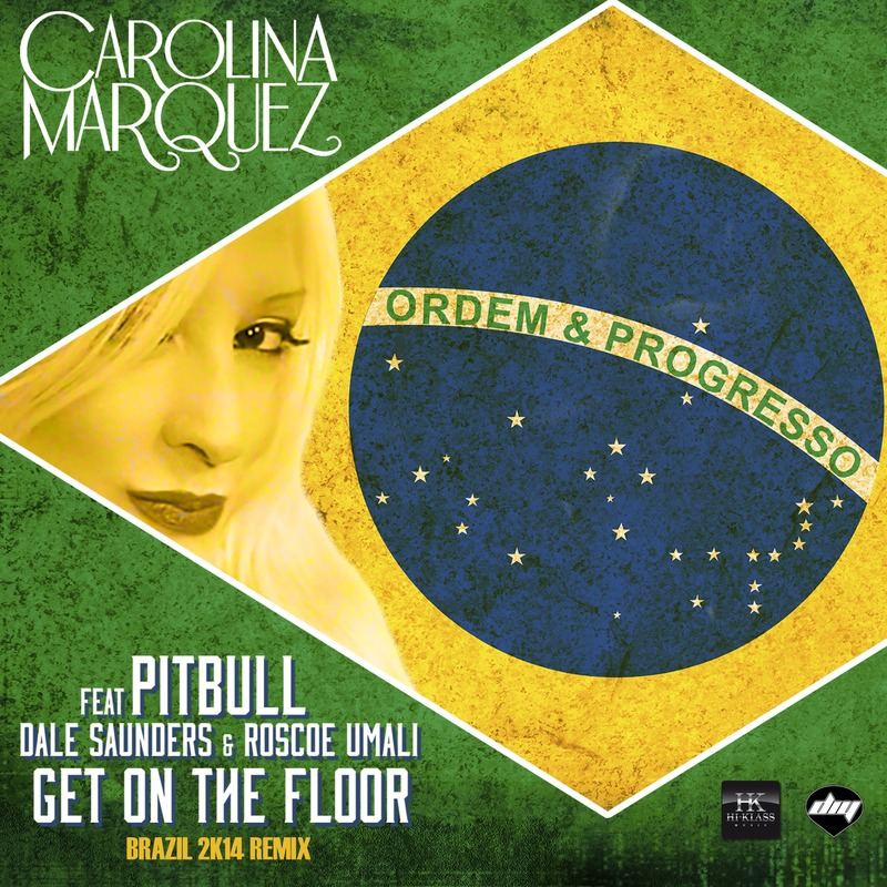 Get on the floor (Brazil 2K14) (Remixes)