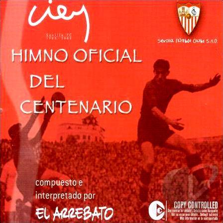 Himno Centenario del Sevilla F.C.