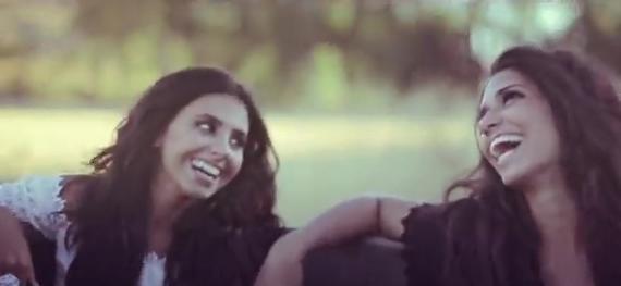 Videoclip: Ángel de amor