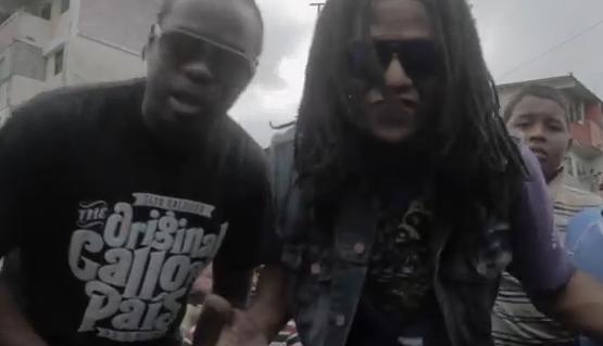 Videoclip: Like we (Ay Dios mio)