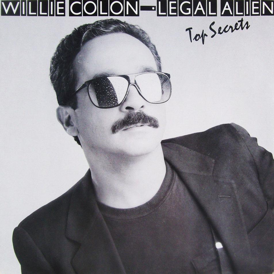 Top Secrets/Legal Alien