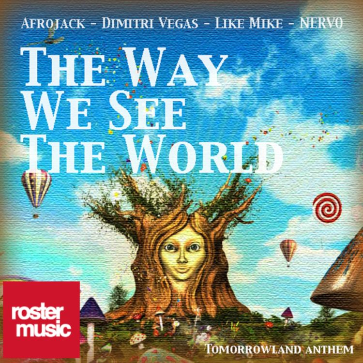 The way we see the world