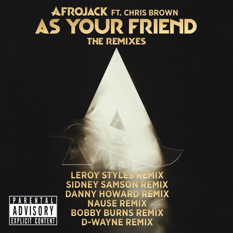 As your friend (Remixes)