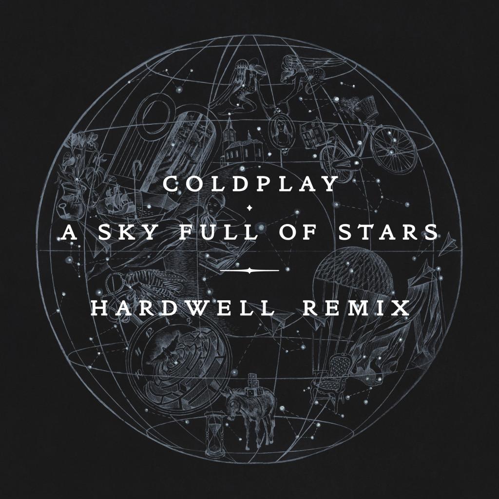 A sky full of stars (Remix)