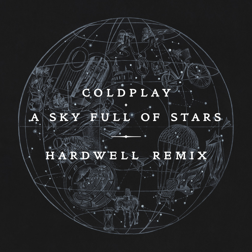 A sky full of stars (Remix)