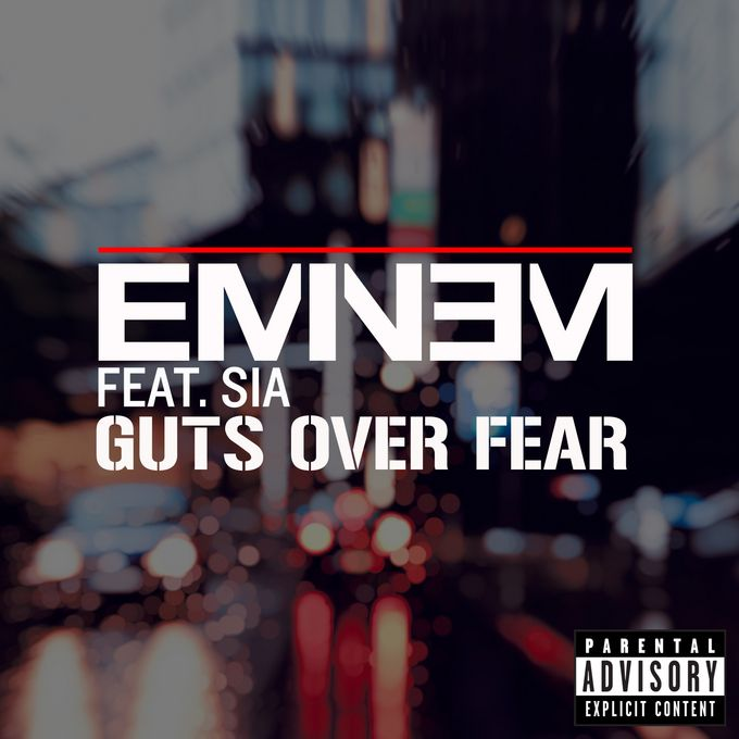 Guts over fear