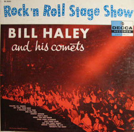 Rock 'n' roll stage show