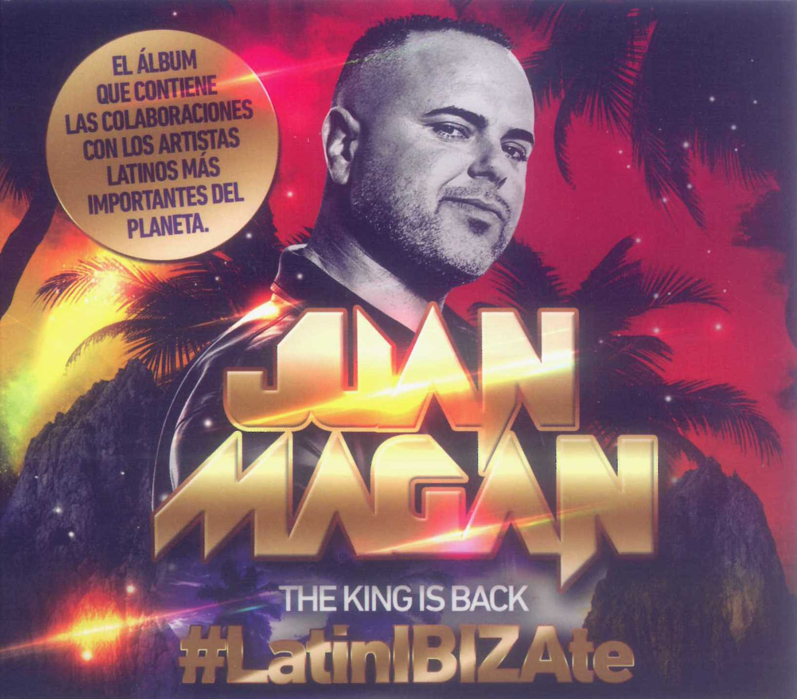 The king is back: #latinIBIZAte