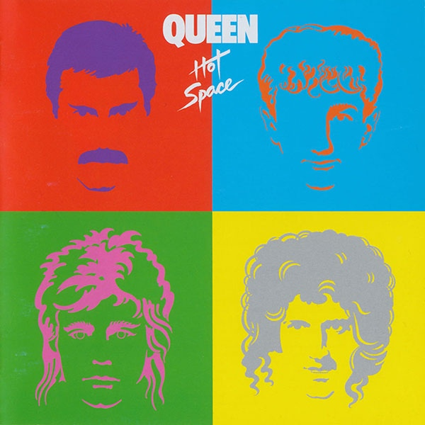 Hot Space (Reedición)