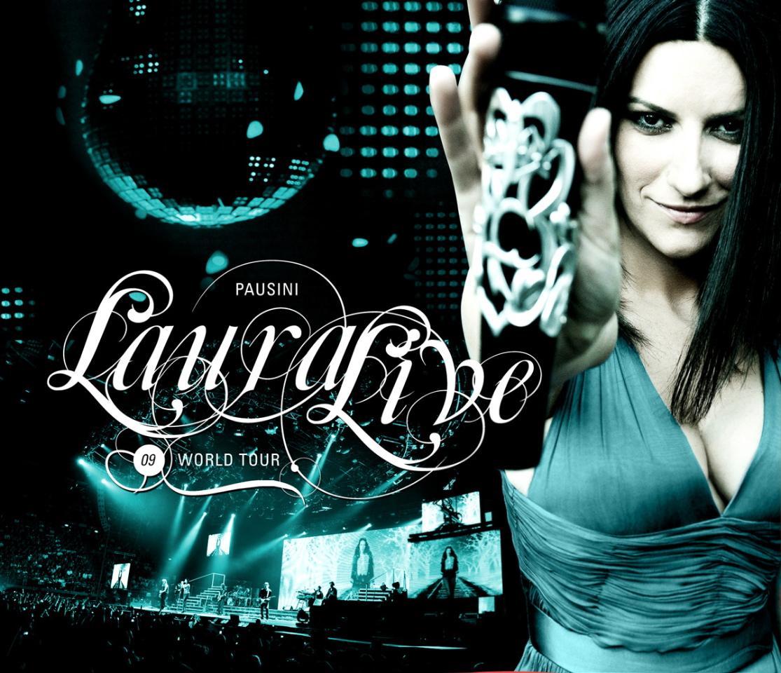 Laura live world tour 09