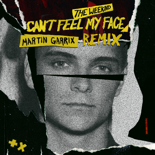 Can't feel my face (Remix)