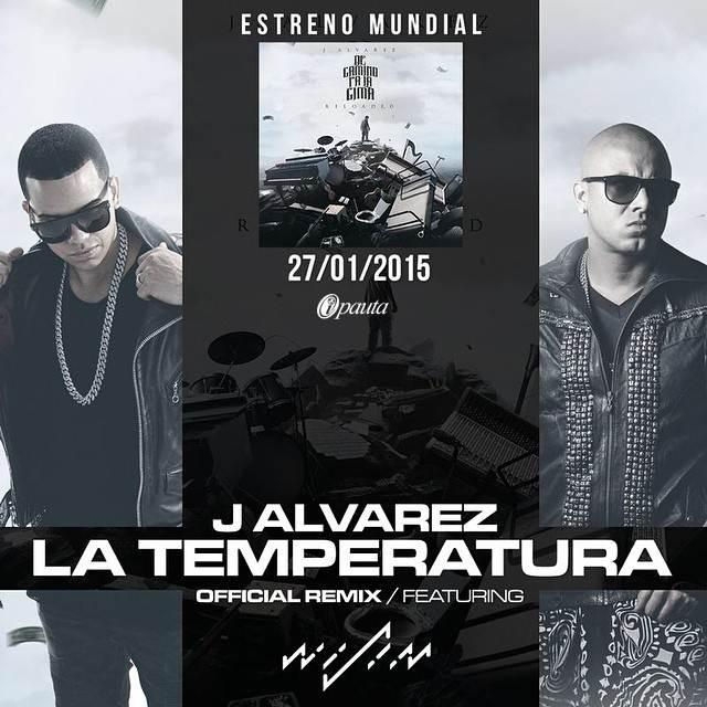 La temperatura (Official remix)