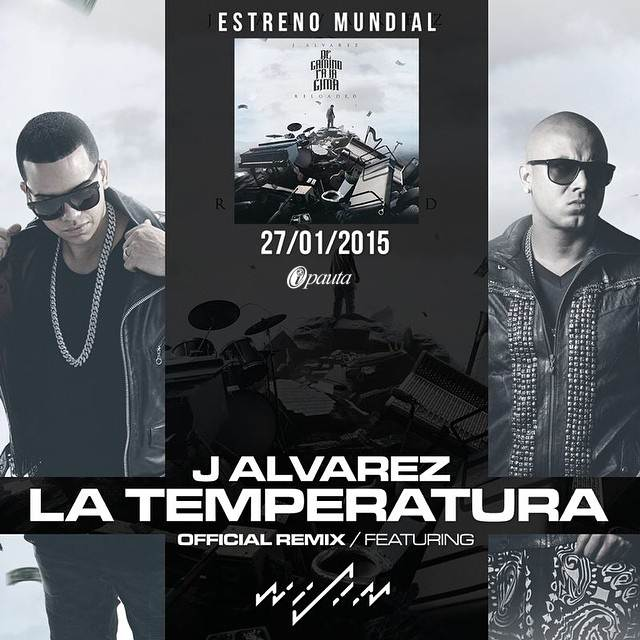 La temperatura (Official remix)