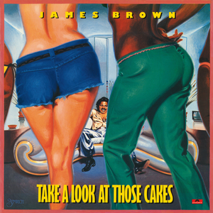 Take a look at those cakes