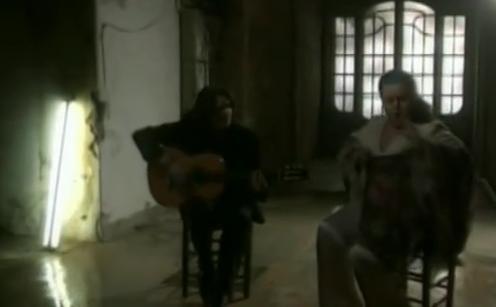 Videoclip: Paloma brava