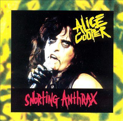 Snorting anthrax