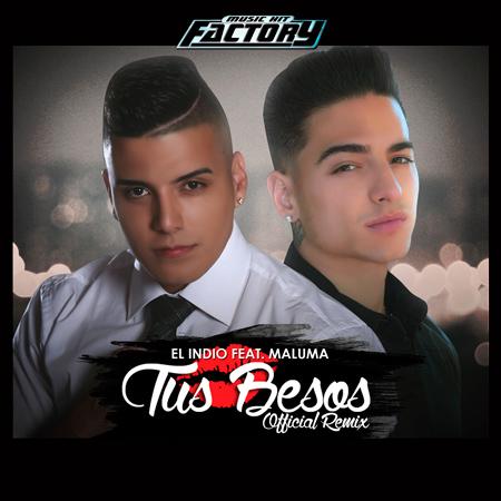 Tus besos (Remixes)