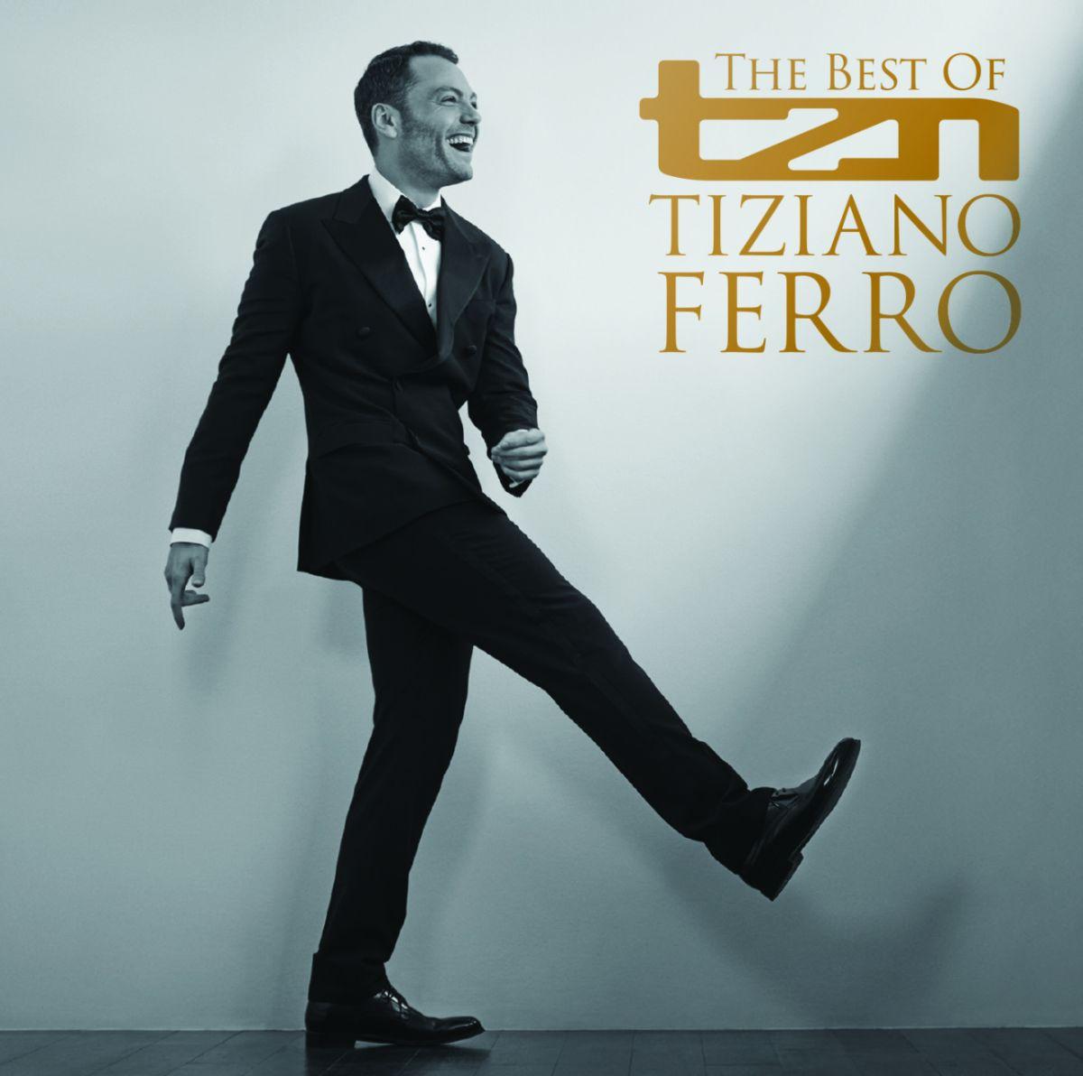 TZN: The best of Tiziano Ferro