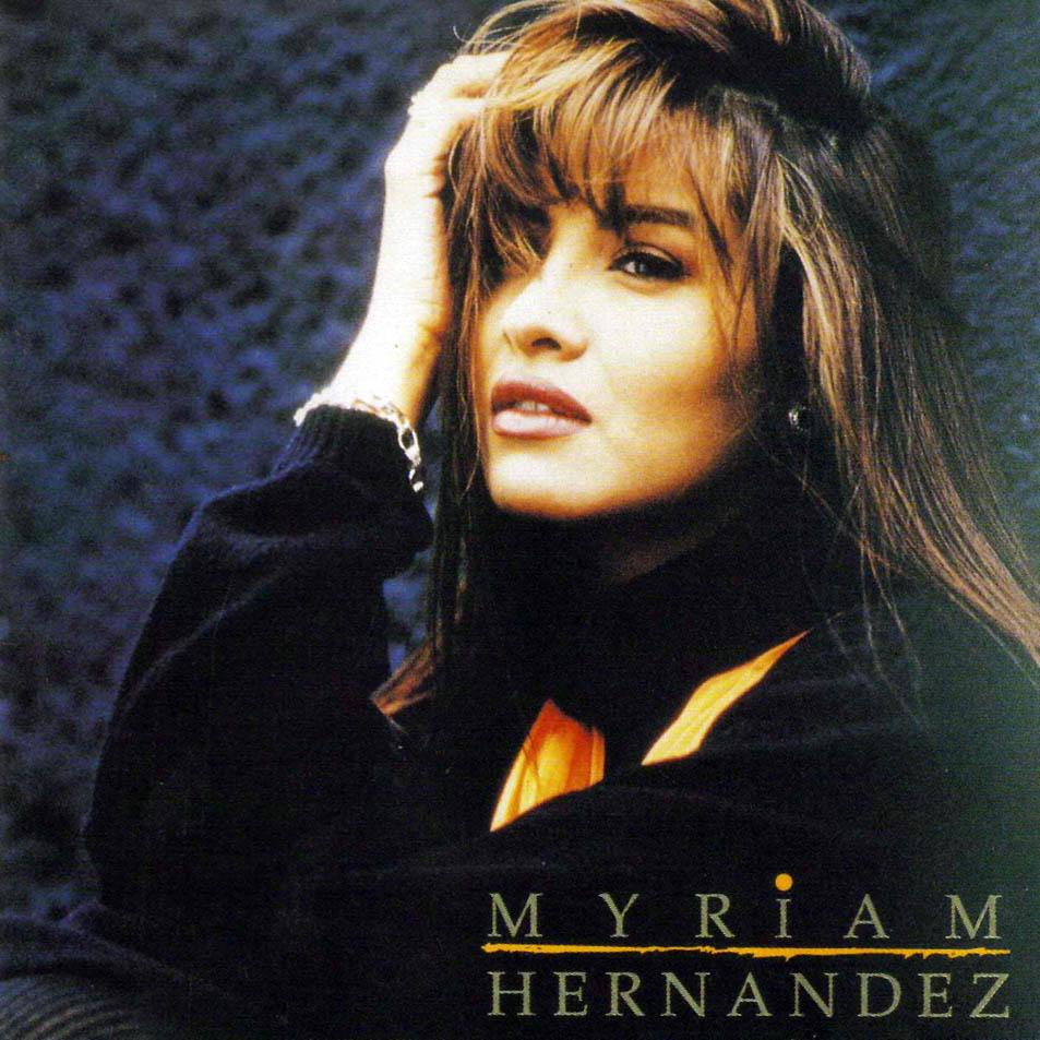 Myriam Hernández (1992)