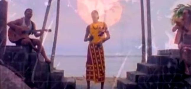 Videoclip: Tahitian moon