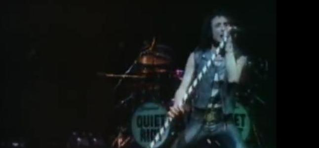 Videoclip: Bang your head (Metal Health)