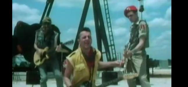 Videoclip: Rock the casbah