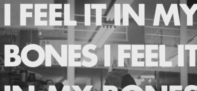 Step (lyric video)