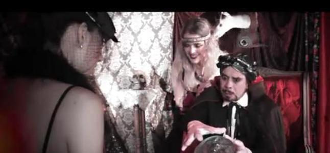 Videoclip: Sobrenatural