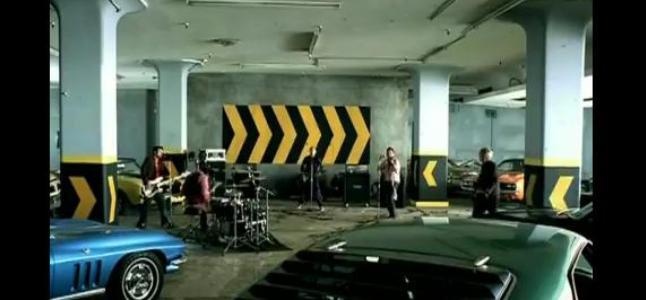 Videoclip: Ocean avenue