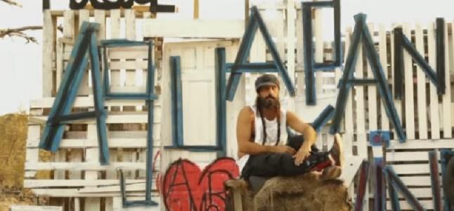 Videoclip: Agua, pan, amor y vino