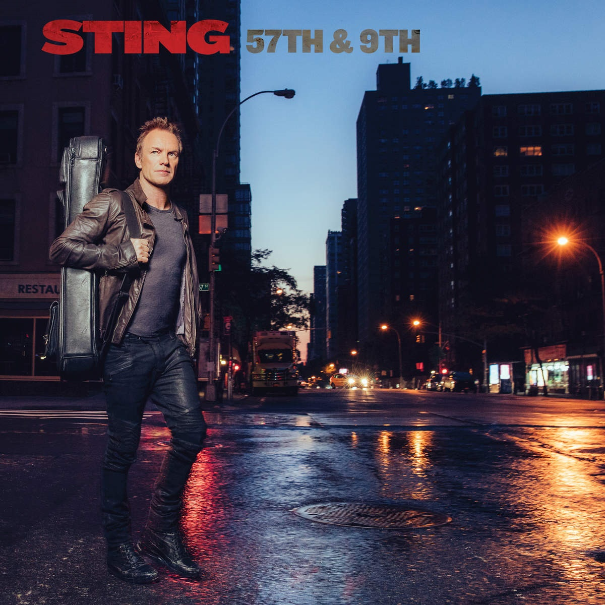 57th and 9th (Deluxe edition)