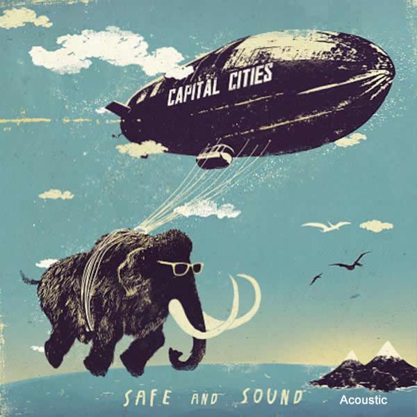 Safe and sound (Acustico)