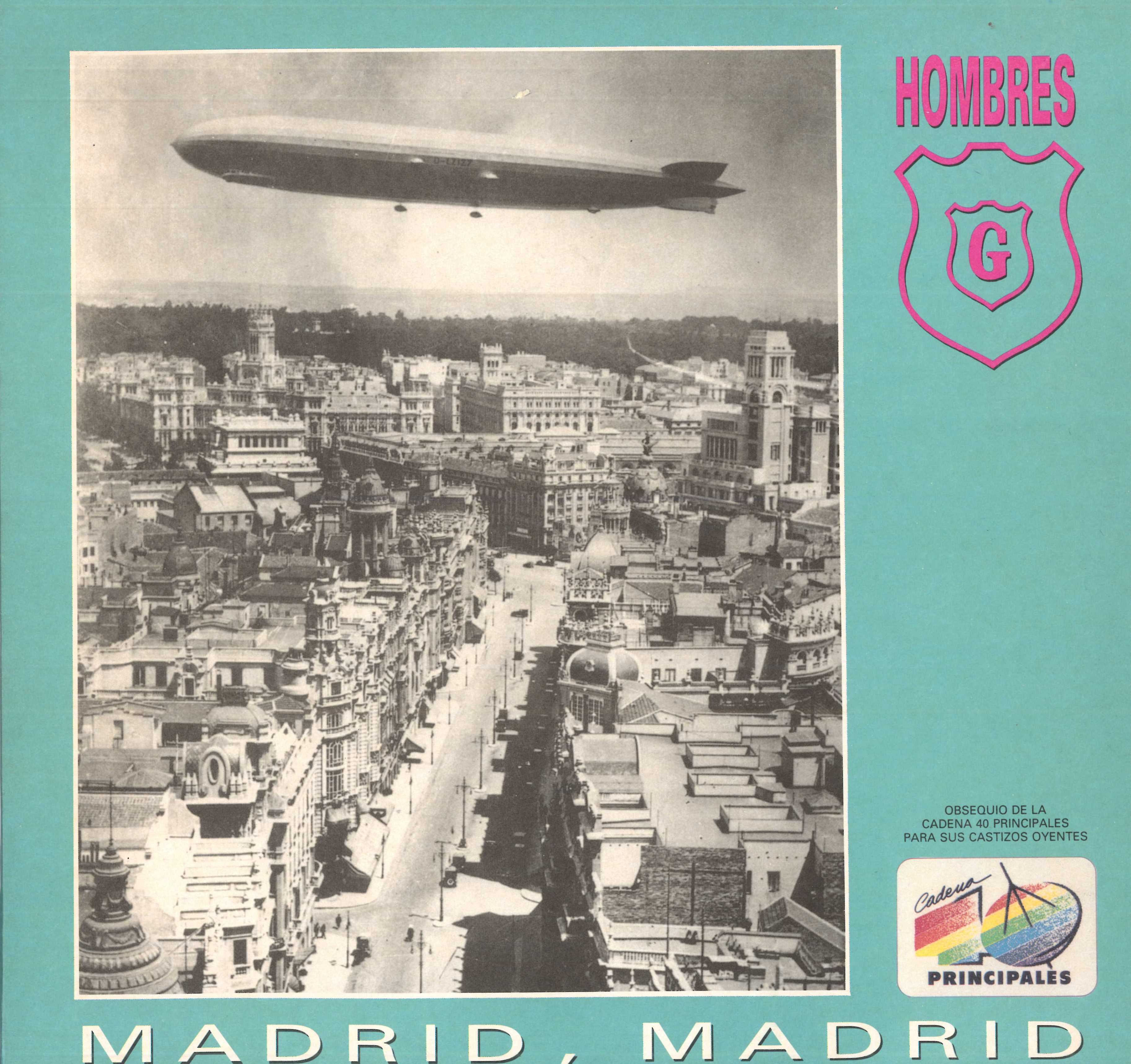 Madrid, Madrid (Edición especial 40)