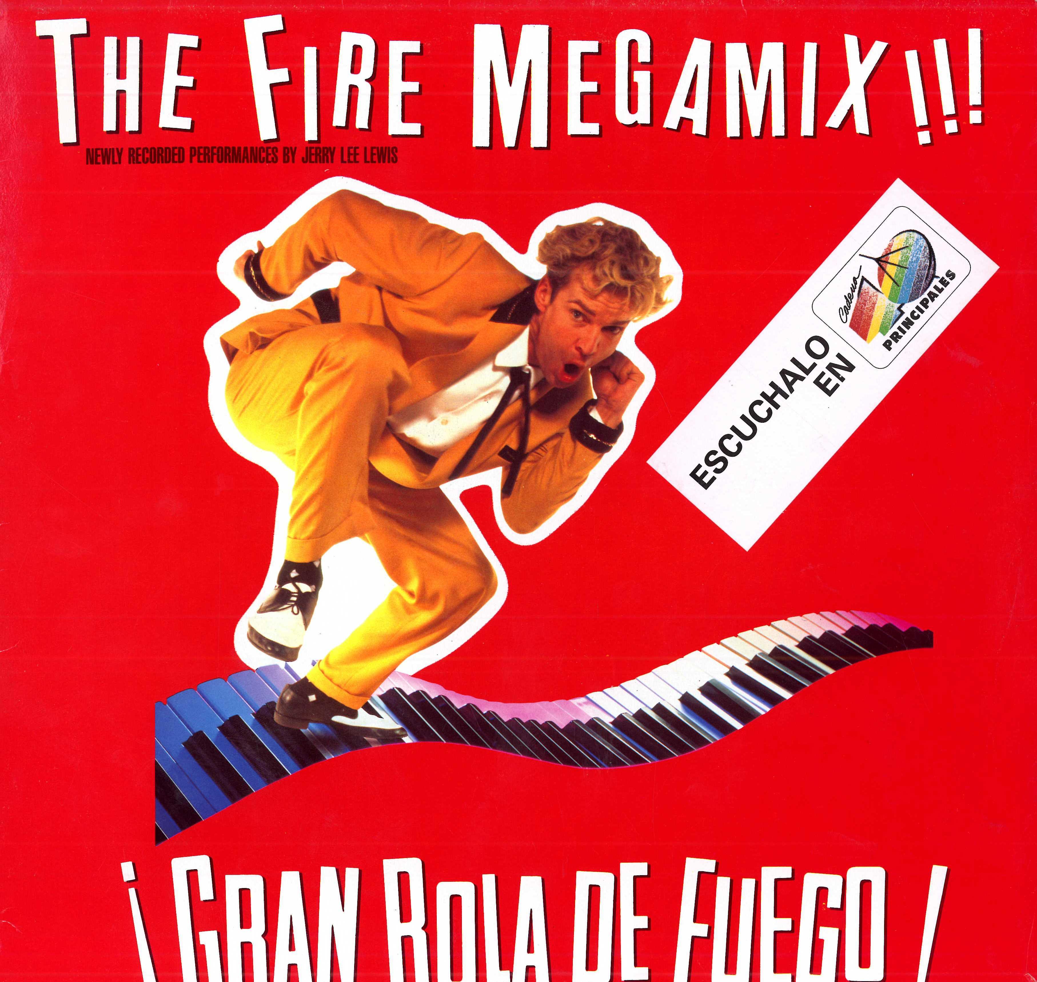The fire megamix (Edición especial 40)