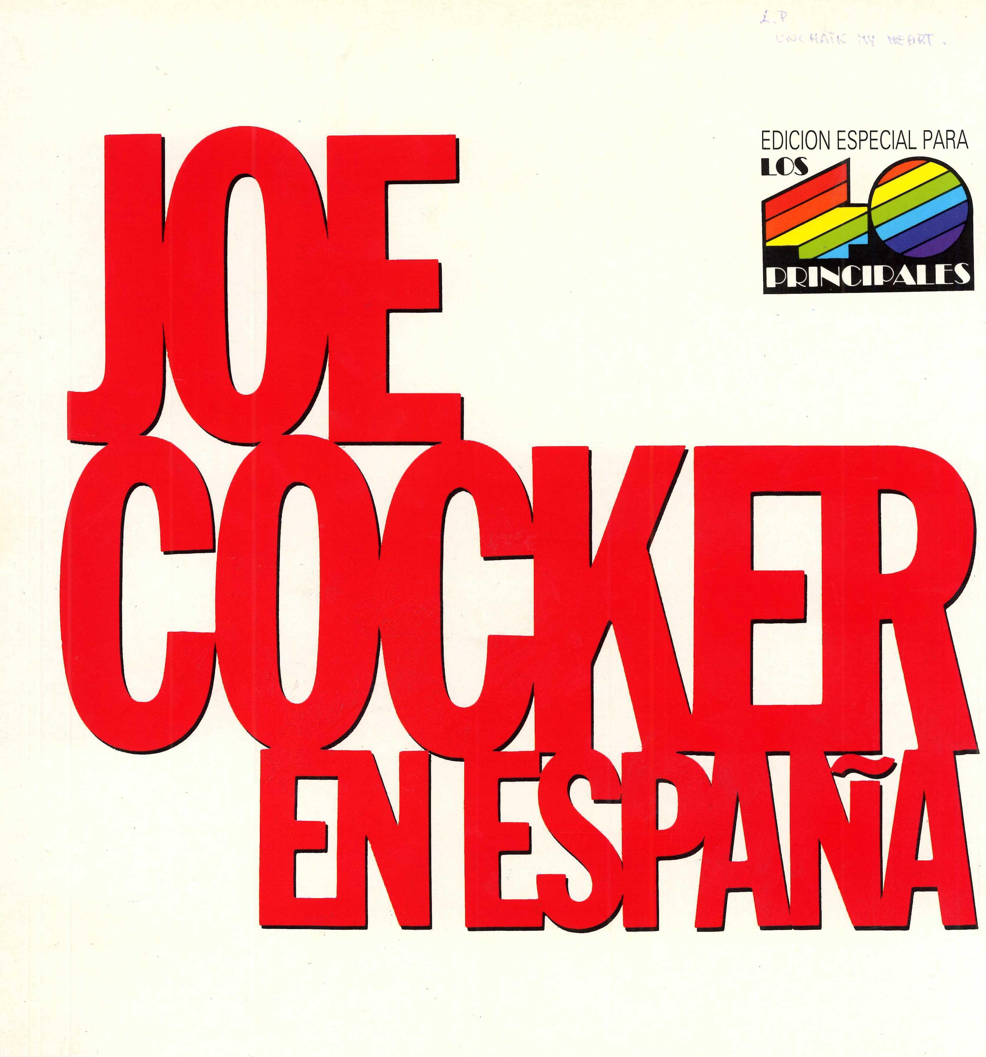 Joe Cocker en España (Edición especial 40)