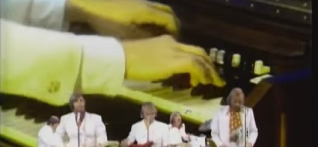 Videoclip: Good vibrations (TV Show)