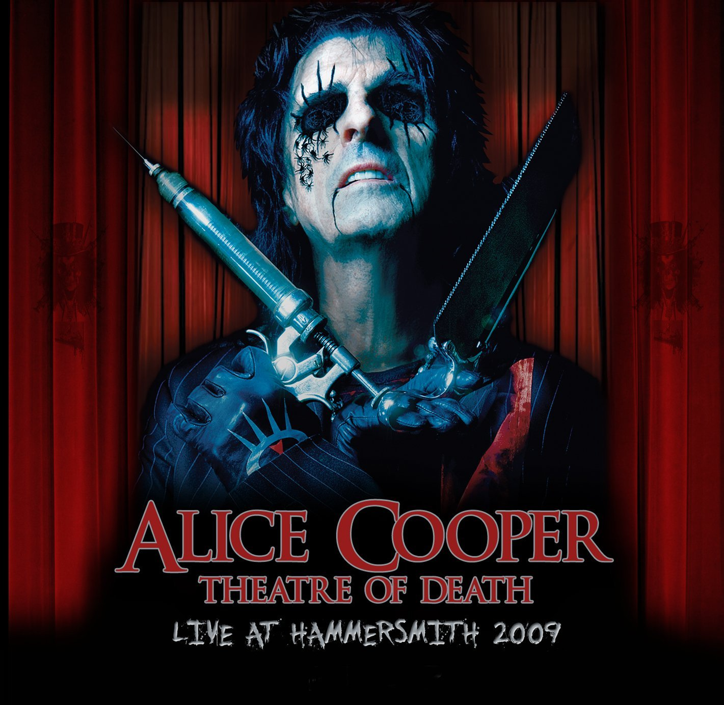 Theatre of death: Live at Hammersmith 2009